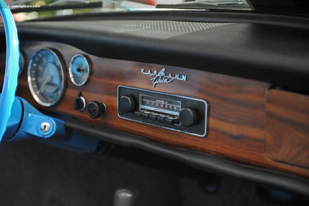 Volkswagen Karmann Ghia Wallpaper Coachwork Ghia