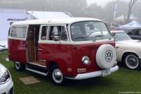 1970 Volkswagen Transporter image.
