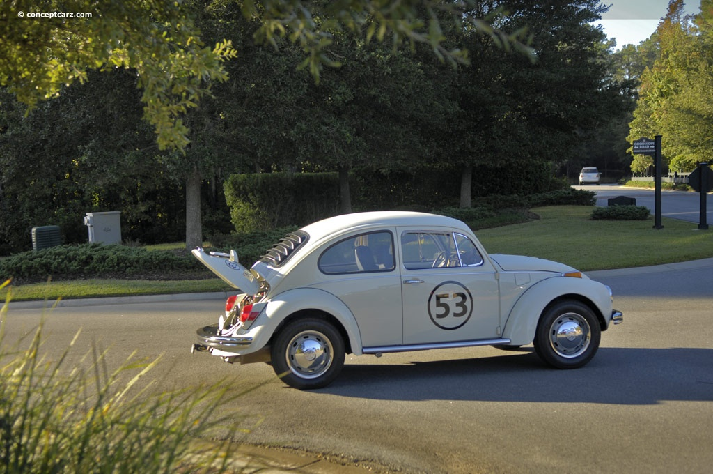 1972 Volkswagen Beetle (Super Beetle) - Conceptcarz