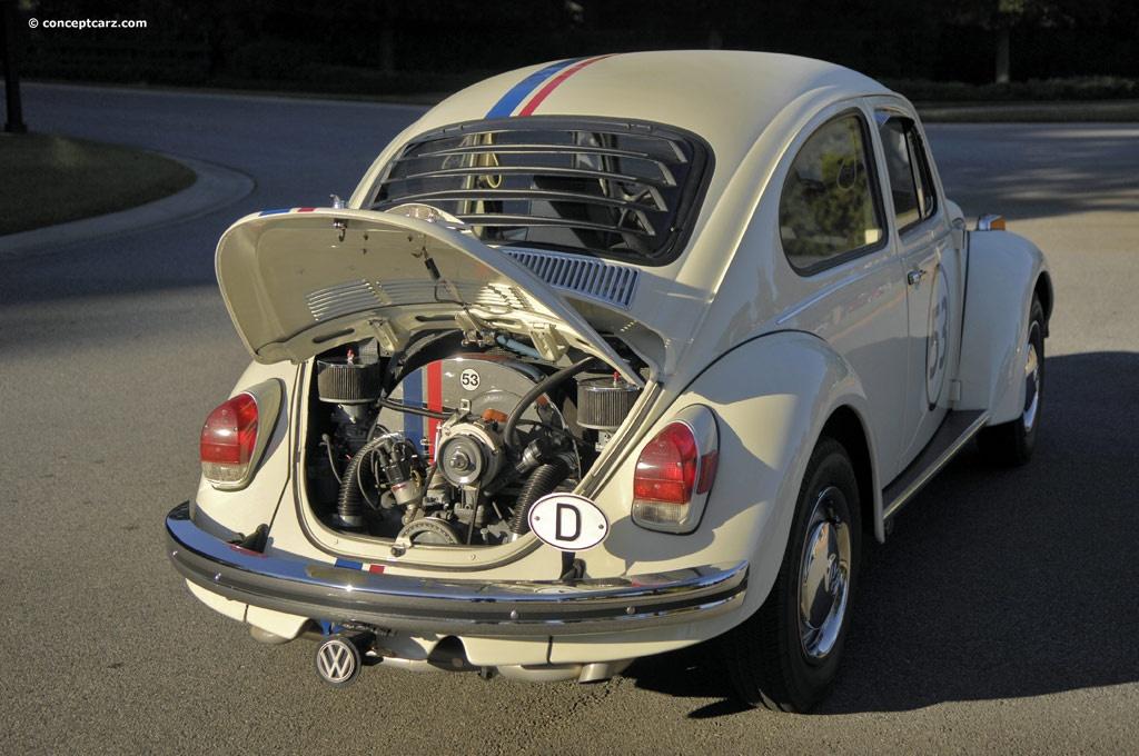 1972 Volkswagen Beetle Image
