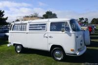 1972 Volkswagen Transporter image.