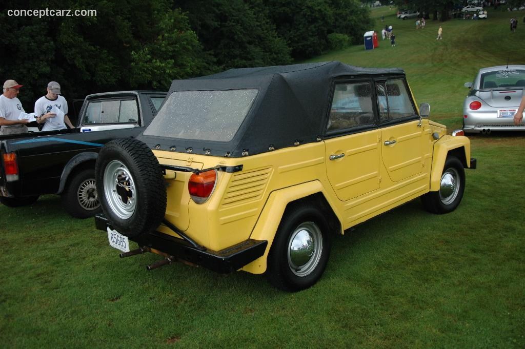 1973 volkswagen type 181 thing at the pvgp car show. Black Bedroom Furniture Sets. Home Design Ideas