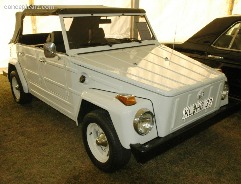 1973 volkswagen type 181 thing. Black Bedroom Furniture Sets. Home Design Ideas