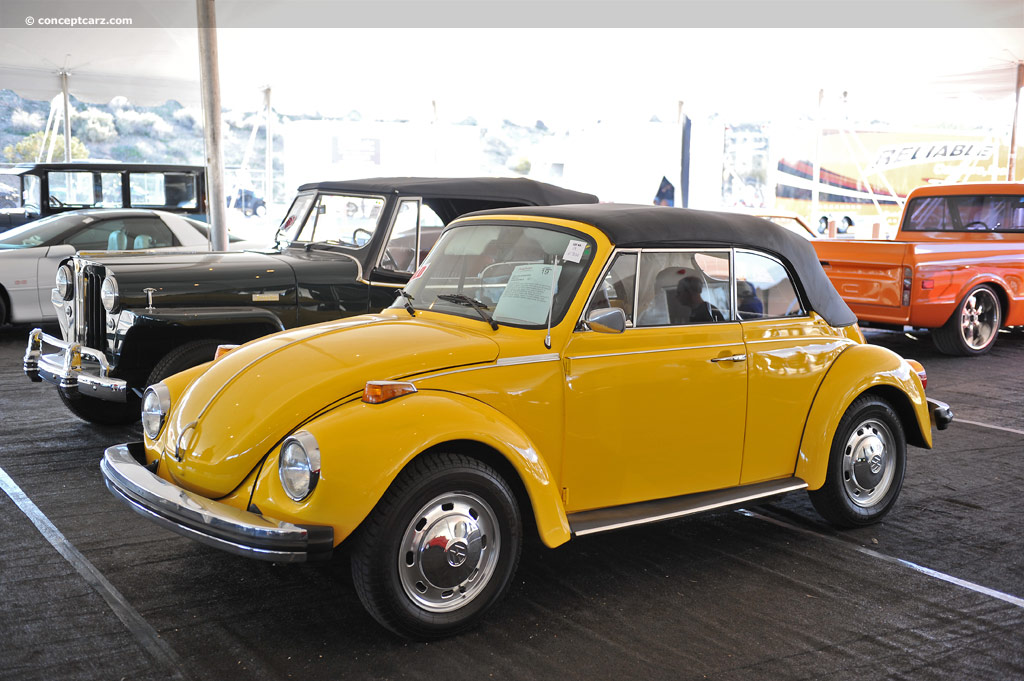 Auction Results And Data For 1976 Volkswagen Beetle