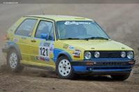 1987 Volkswagen Golf image.