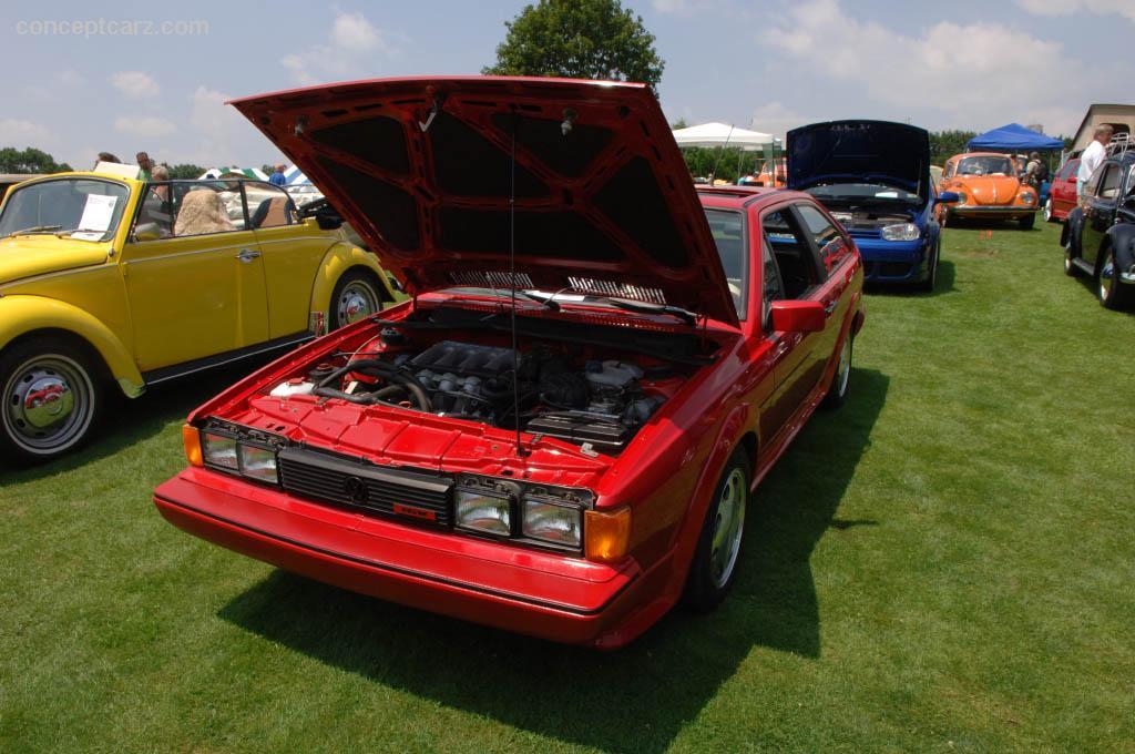 1987 Volkswagen Scirocco Image