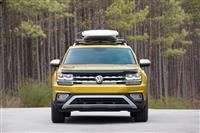 2018 Volkswagen Atlas Weekend Edition image.