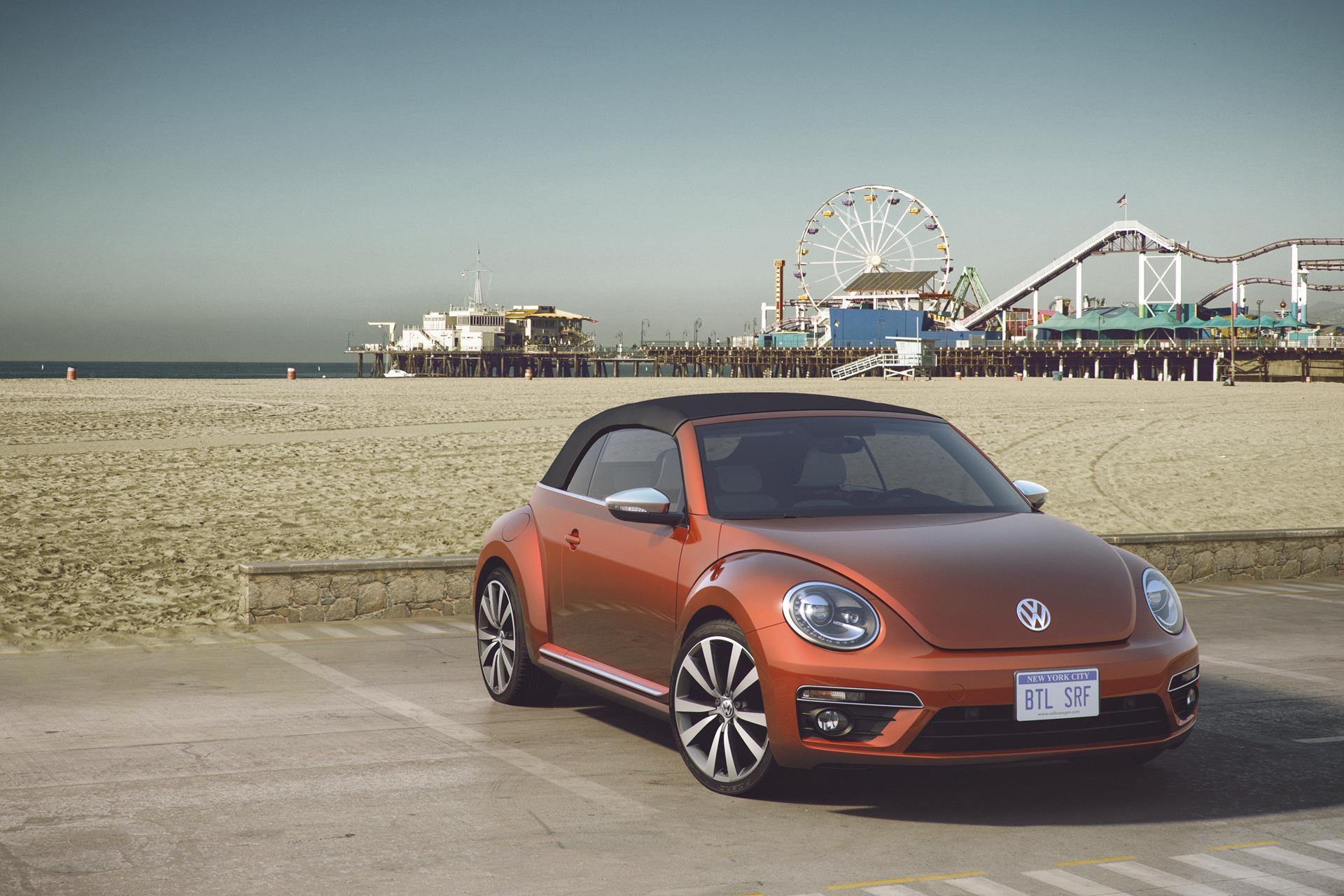 2015 Volkswagen Beetle Convertible Wave - conceptcarz.com