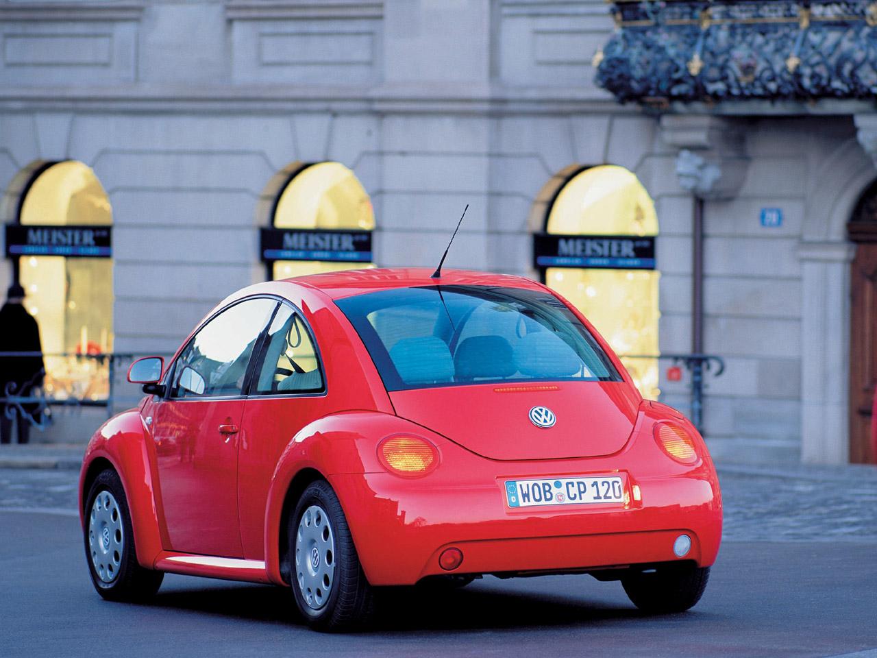 1998 volkswagen new beetle image. Black Bedroom Furniture Sets. Home Design Ideas