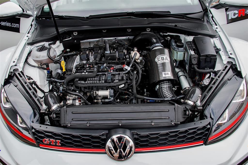 2016 Volkswagen Golf Gti Tcr Conceptcarz Com