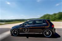 2017 Volkswagen Golf R Heritage Concept image.