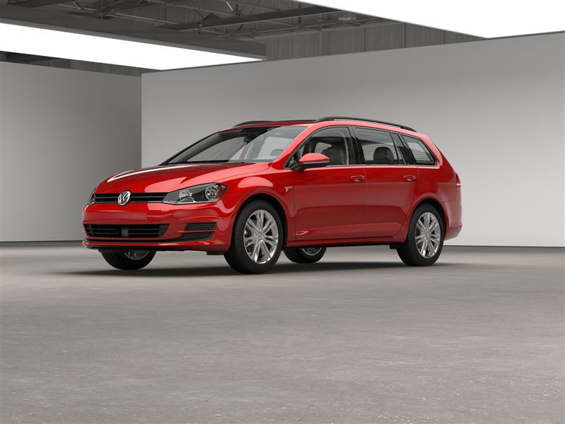 2016 Volkswagen Golf SportWagen Limited Edition pictures and wallpaper