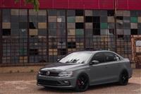 2017 Volkswagen Jetta GLI Nardo Concept image.