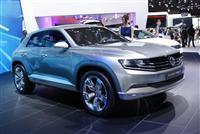 Volkswagen Cross Coupé Concept