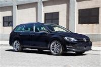 Volkswagen Golf SportWagen 4Motion Concept