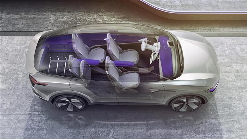 2017 Volkswagen I.D. CROZZ Concept Image