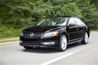 Volkswagen Passat Monthly Sales