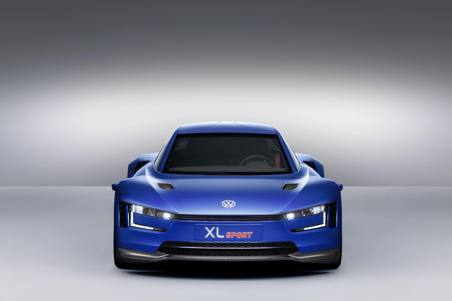 Citaten Sport Xl : Volkswagen xl sport conceptcarz