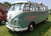 1961 Volkswagen Microbus pictures and wallpaper
