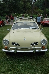 1964 Volkswagen Karmann-Ghia pictures and wallpaper