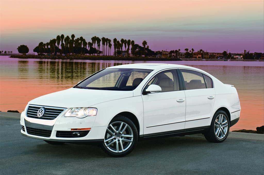 2009 volkswagen passat. Black Bedroom Furniture Sets. Home Design Ideas
