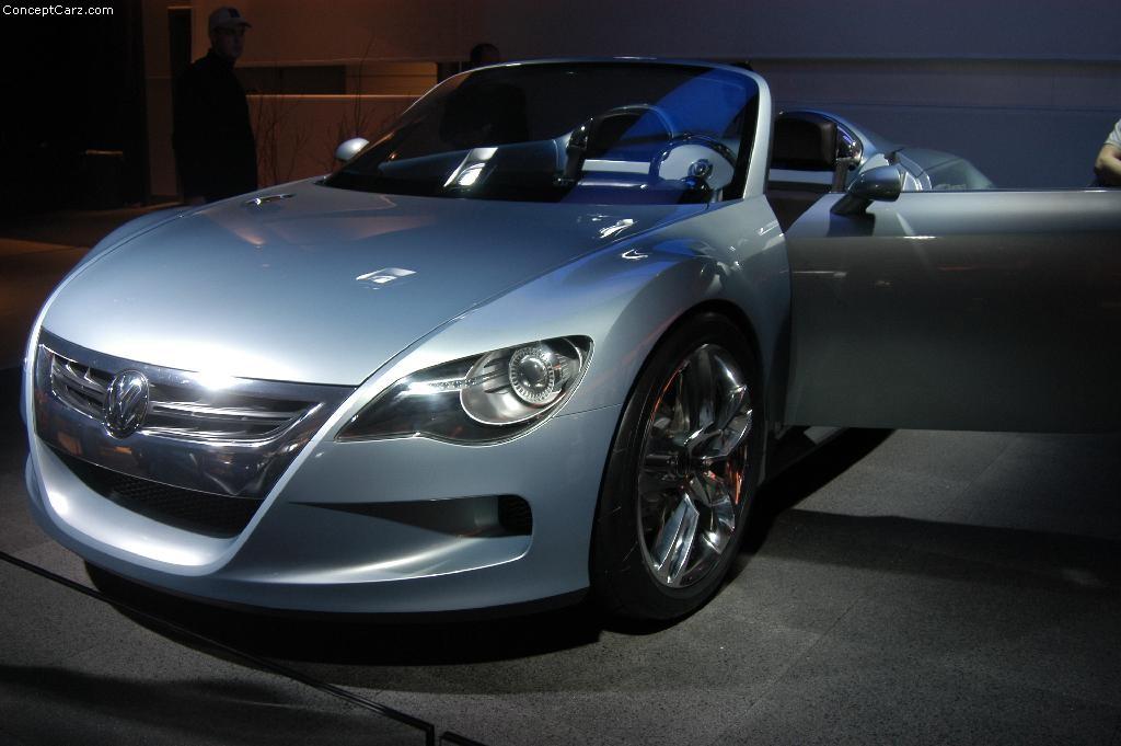 2004 Volkswagen Concept R Image