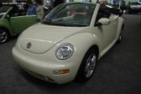 2005 Volkswagen New Beetle image.