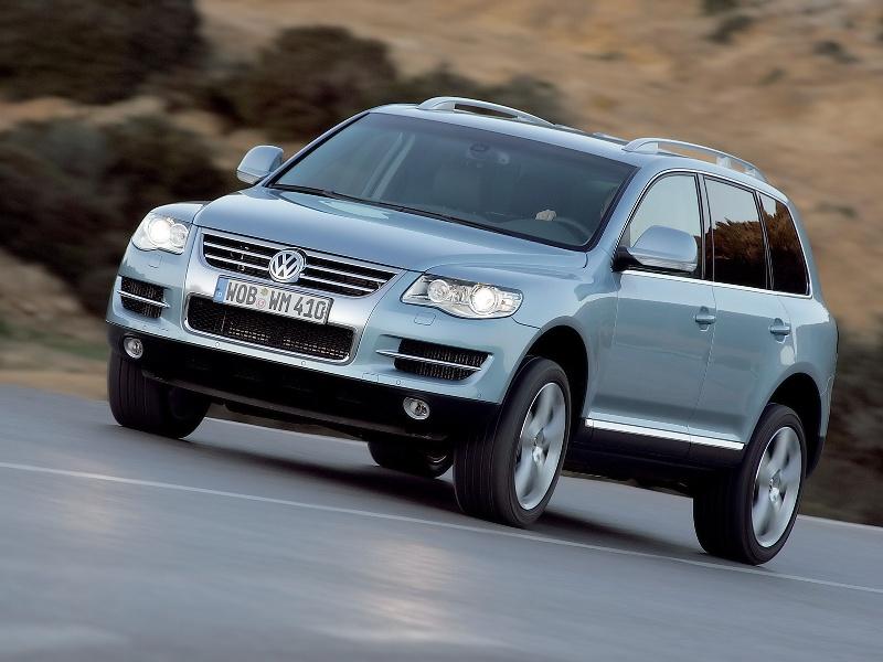 2008 Volkswagen Touareg 2 Images Photo Vw Toureg 2 Manu