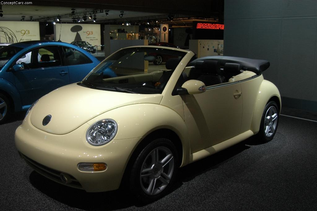 auction results and data for 2004 volkswagen new beetle. Black Bedroom Furniture Sets. Home Design Ideas