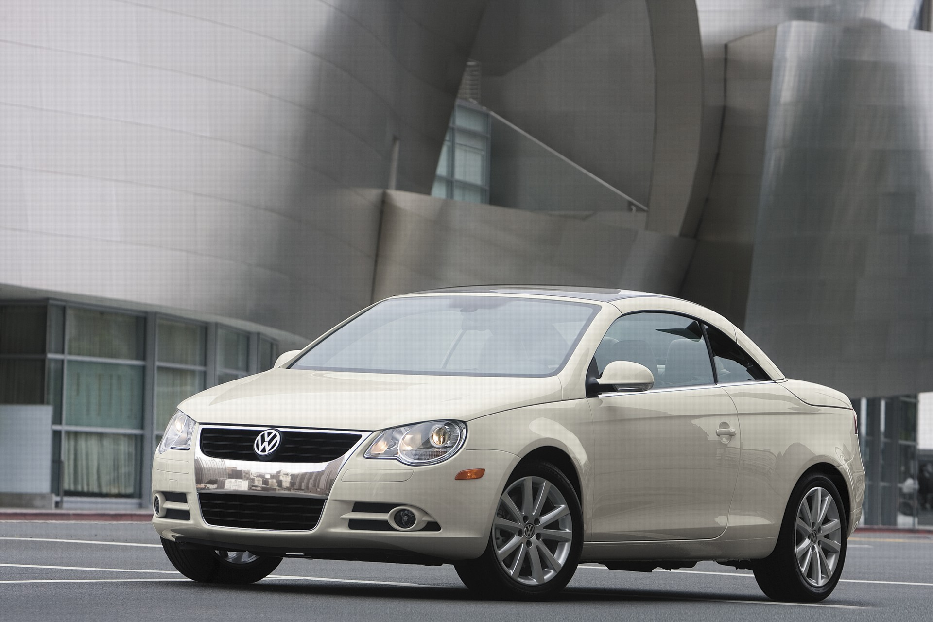 2007 Volkswagen Eos Pictures History Value Research