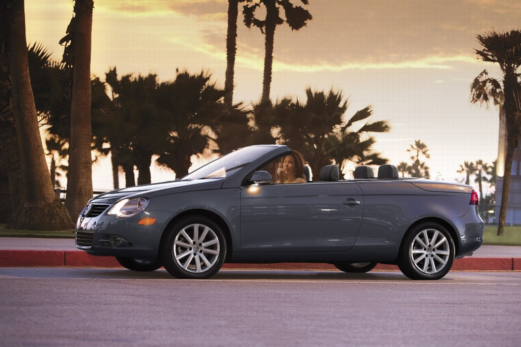 2007 Volkswagen Eos Conceptcarz Com