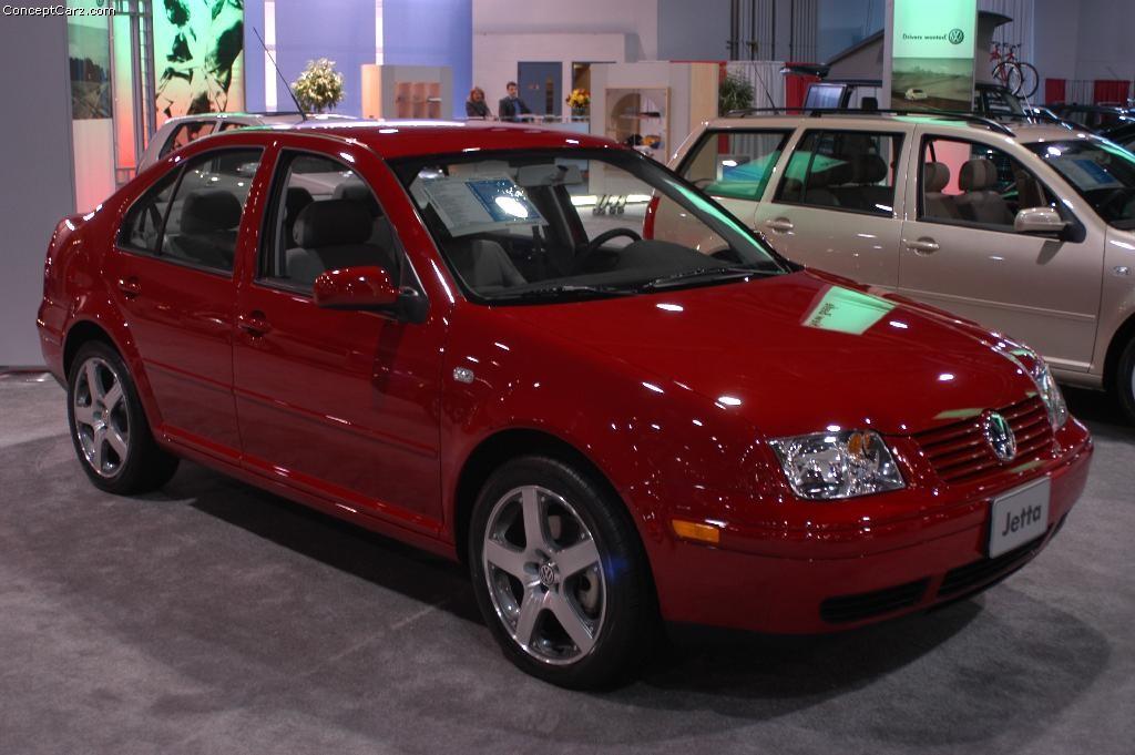 2003 Volkswagen Jetta - conceptcarz.com