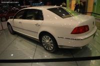 2005 Volkswagen Phaeton