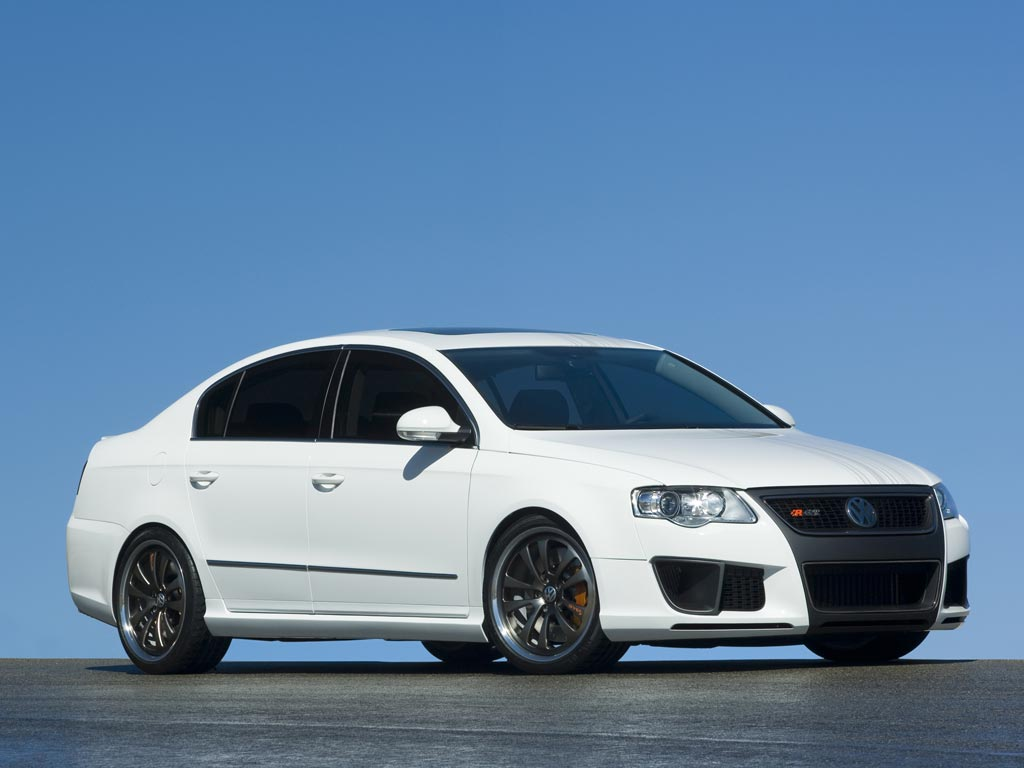 2005 Volkswagen Passat R GT Pictures, History, Value, Research, News - conceptcarz.com