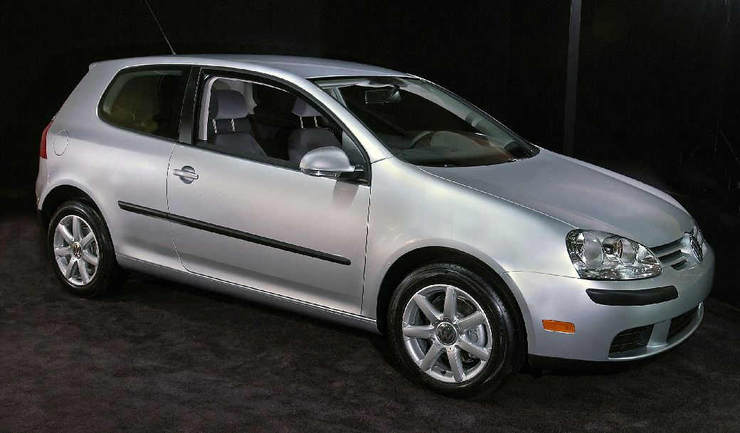 2007 volkswagen rabbit. Black Bedroom Furniture Sets. Home Design Ideas