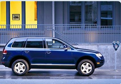 2006 Volkswagen Touareg Image