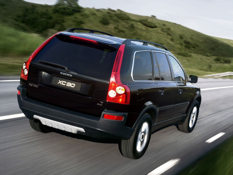 2005 volvo xc90 image. Black Bedroom Furniture Sets. Home Design Ideas