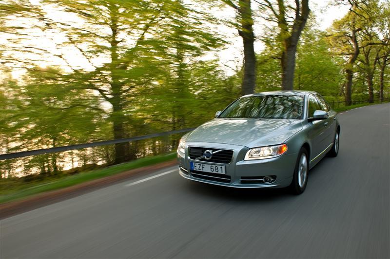 2011 Volvo S80