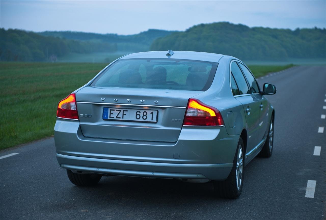 Volvo S80 2011 2011 Volvo S80 Image