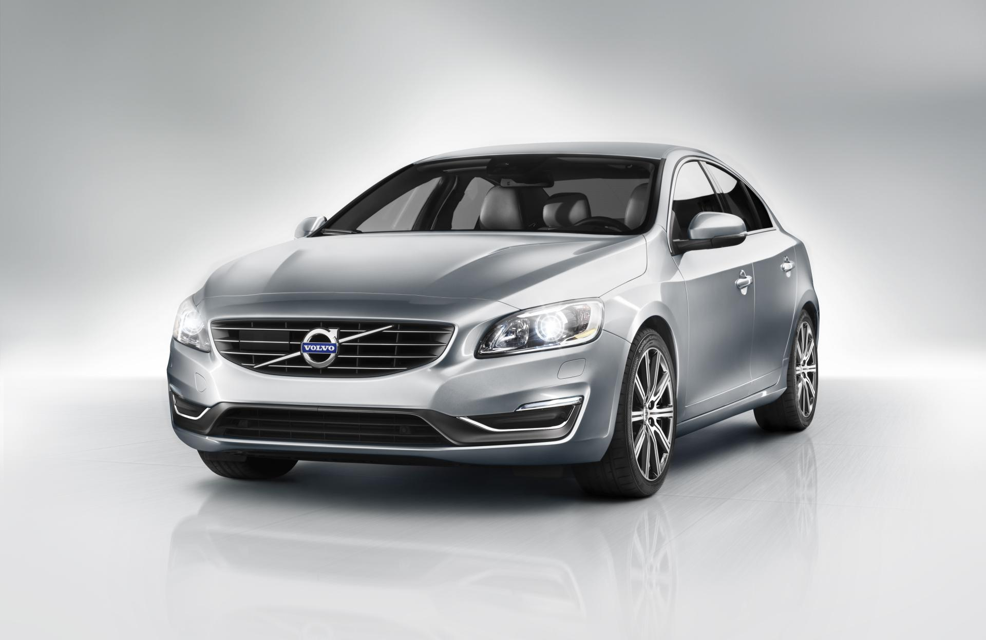 2014 Volvo S60 Technical Specifications and data Engine