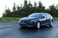 Volvo V40 Monthly Sales