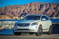 Volvo XC60 Monthly Sales