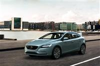 Volvo V40 Monthly Sales