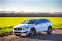 Volvo V60 Cross Country Monthly Sales