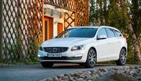 Volvo V60 Monthly Sales
