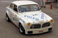 1963 Volvo 122S image.