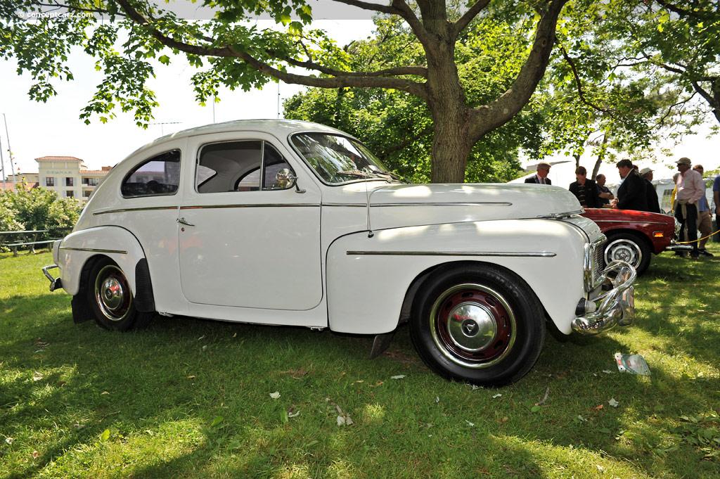 1964 Volvo PV544 - conceptcarz.com