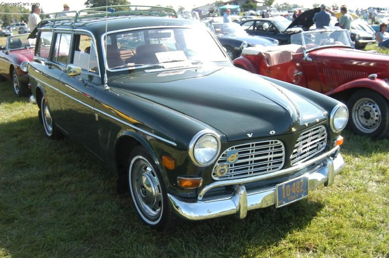 1968 Volvo 122 pictures and wallpaper