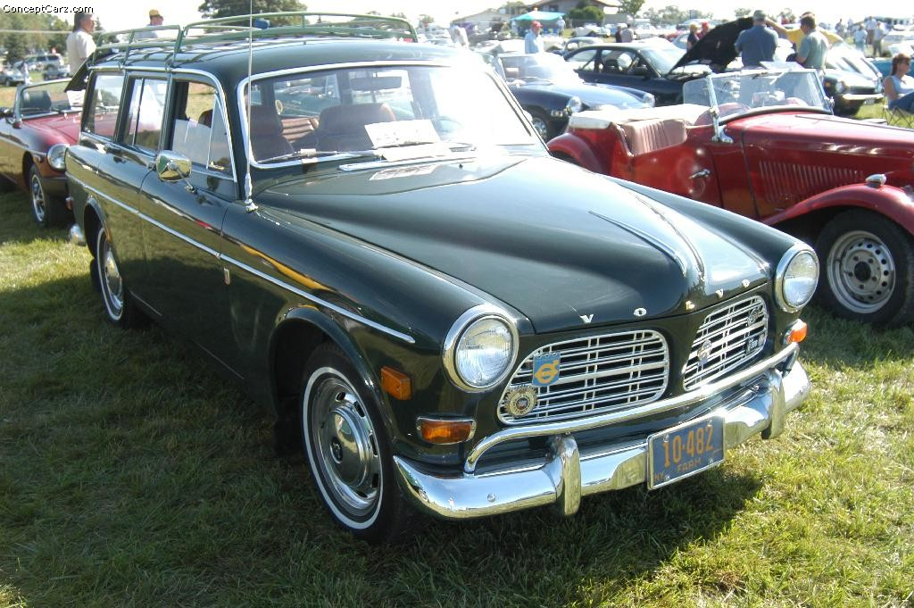 Volvo 122 pictures and wallpaper