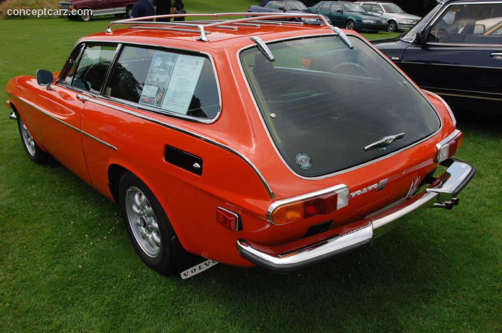 1973 Volvo 1800 ES at the Motoring Festival at Roebling Road Raceway
